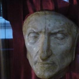 Dante Death Mask