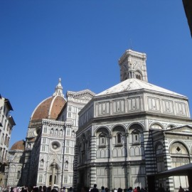 Florence Cathedral and Baptistry