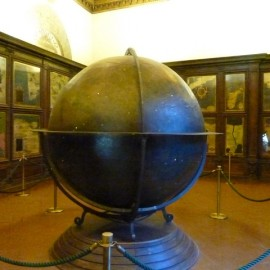 Hall of Geographical Maps, Palazzo Vecchio