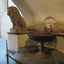 Statues in Palazzo Vecchio